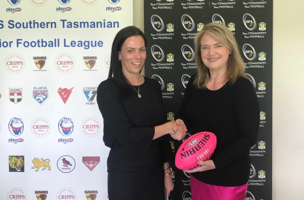 SFL affiliate with AFL Tasmania