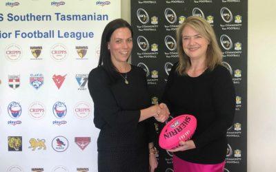SFL affiliate with AFL Tasmania