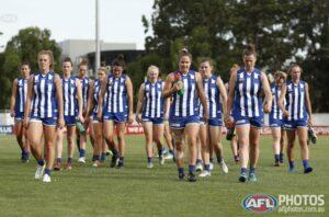Tasmanians in the AFLW – Round 5