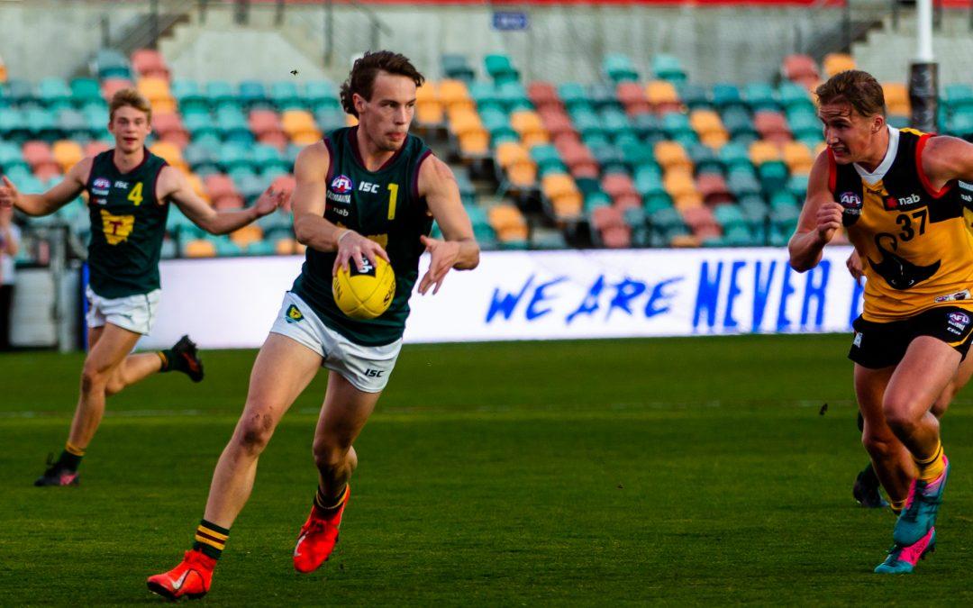 Tasmanians find homes at AFL level