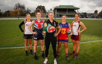 Bunnings launches Helping Hand program for community women's football
