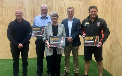 Ulverstone project wins AFL community facilities award