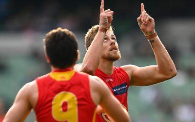 Tasmanians in the AFL: Round 7