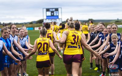 All the stats: NWFLW vs NTFAW, Women's Statewide All-Stars Series