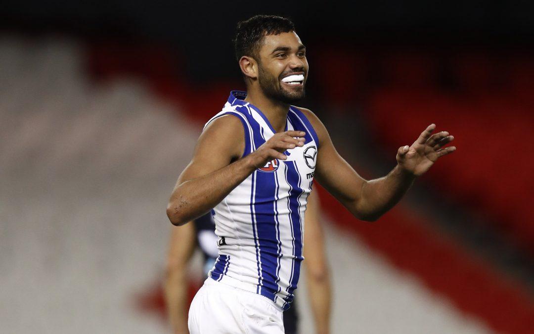 Tasmanians in the AFL: Round 19