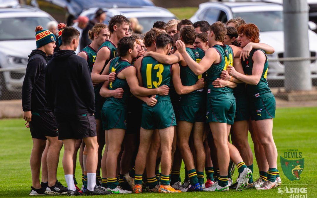 Tasmania Devils set for intra-program battle