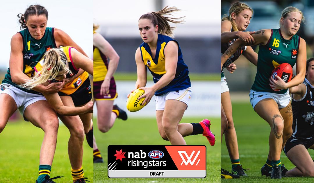 2021 NAB AFLW Draft: The Tasmanian prospects