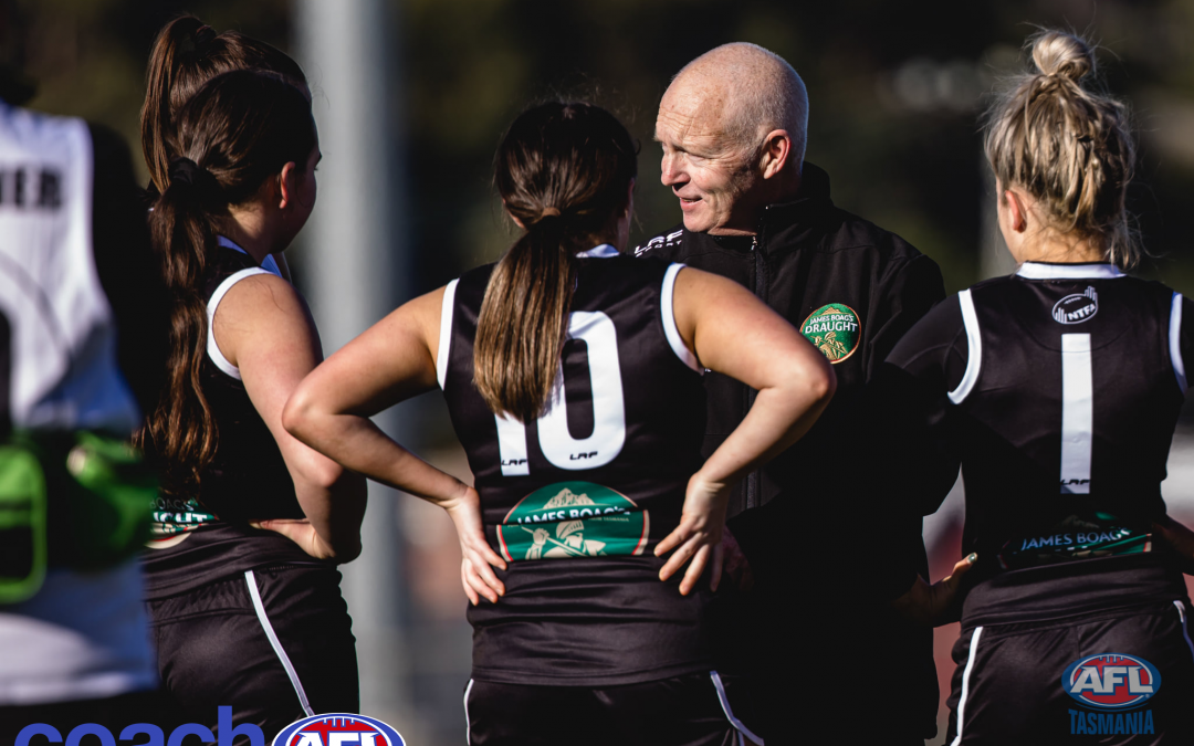 Applications open for Level 2 Coach Accreditation Course
