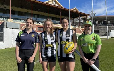All-female umpiring panel set for Statewide Final